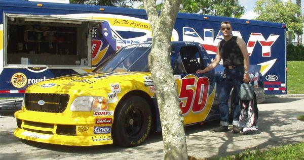 Winston 2003 - Final Race in Miami / Forida