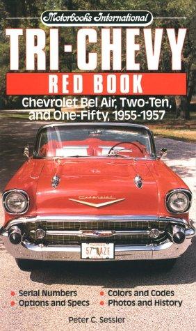 Tri Chevy Redbook