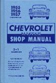Tri-Five Chevy Shop Manual